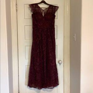 Women's Madeline Gardner Floor Length Dress